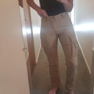 Dockers tan pants